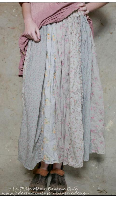 Jupe Catrina Woodstock Quilt Liberty