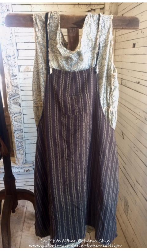 Jemma......Une belle Robe en Coton...Bohème