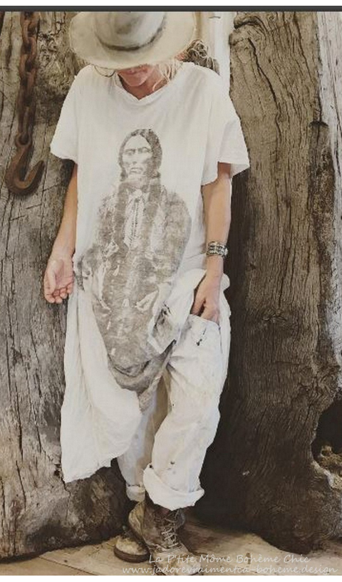 Quanah Parker New Boyfriend T Dress