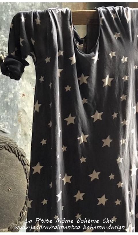 Dylan Robe T Galaxy En Stargazer à Manches Longues On Adore ça