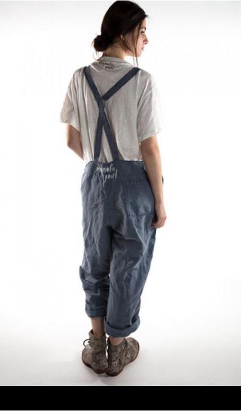 Cosmos Salopette en Jeans Workwear Dégaine