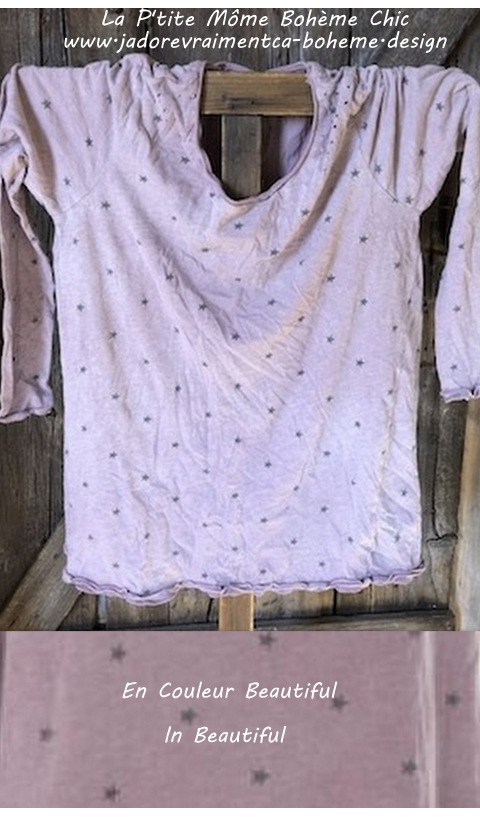 Dylan Little Dipper Tee in Beautiful