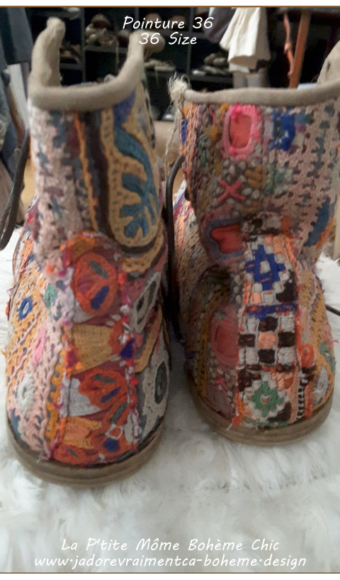 Ethnique Boots Bojangles 36